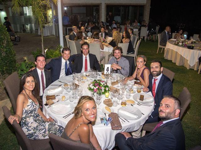 La boda de Santi y Lucía en Valencia, Valencia 17