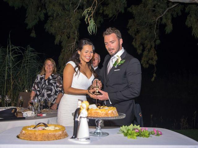 La boda de Santi y Lucía en Valencia, Valencia 18