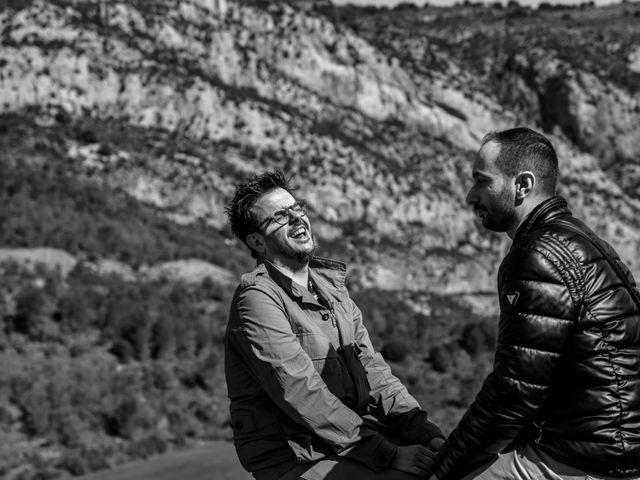 La boda de Alessandro y Alejandro en Ligüerre De Cinca, Huesca 8