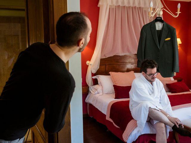 La boda de Alessandro y Alejandro en Ligüerre De Cinca, Huesca 25