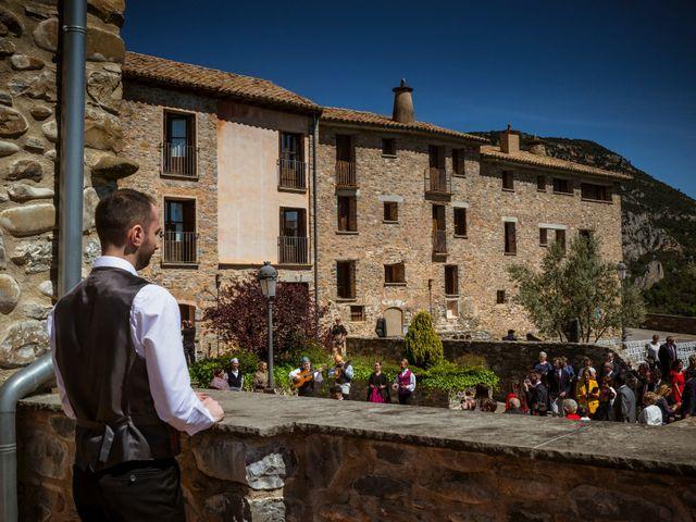 La boda de Alessandro y Alejandro en Ligüerre De Cinca, Huesca 28