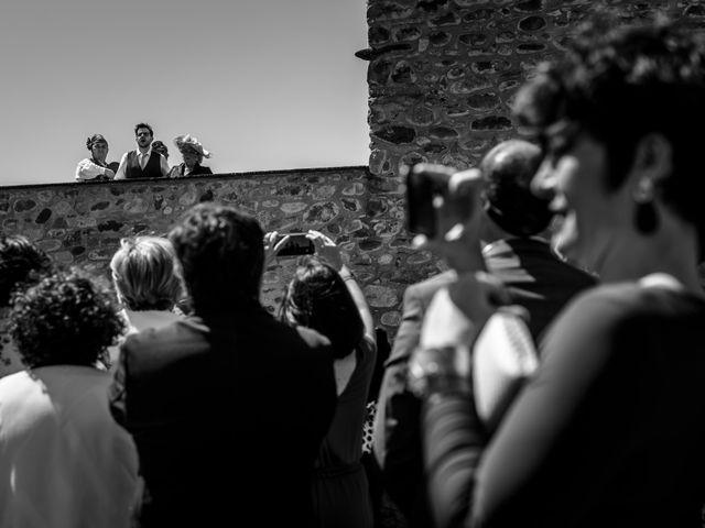 La boda de Alessandro y Alejandro en Ligüerre De Cinca, Huesca 31