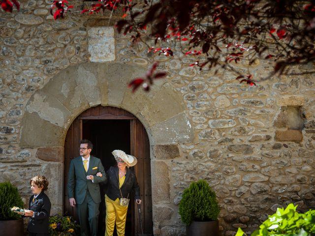La boda de Alessandro y Alejandro en Ligüerre De Cinca, Huesca 34