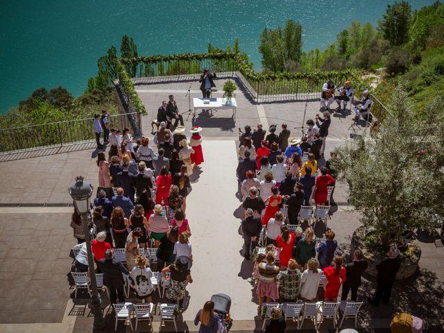 La boda de Alessandro y Alejandro en Ligüerre De Cinca, Huesca 37