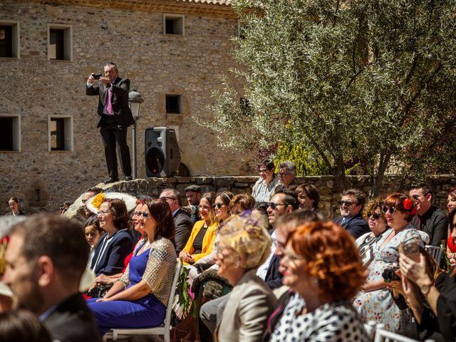 La boda de Alessandro y Alejandro en Ligüerre De Cinca, Huesca 39
