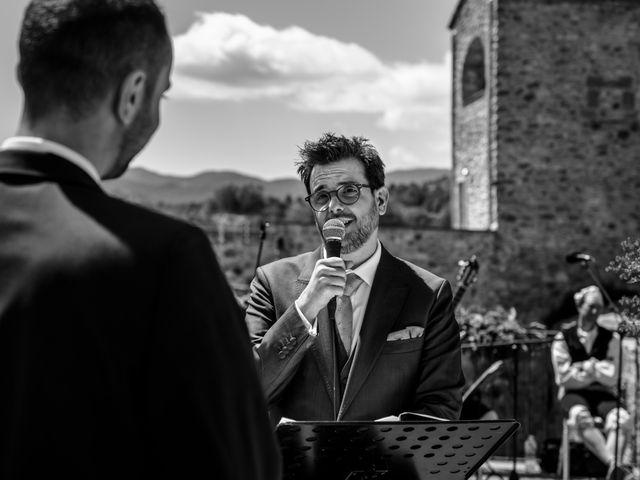 La boda de Alessandro y Alejandro en Ligüerre De Cinca, Huesca 47