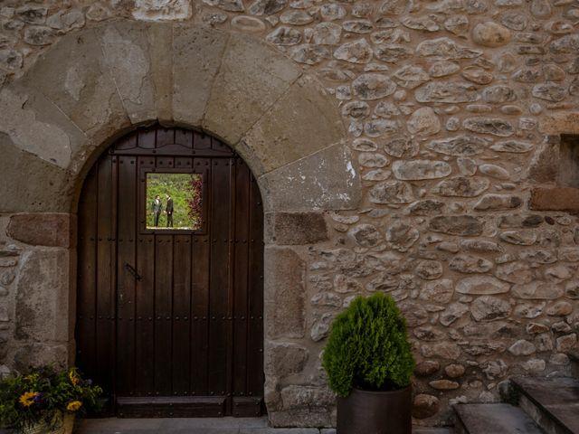 La boda de Alessandro y Alejandro en Ligüerre De Cinca, Huesca 1