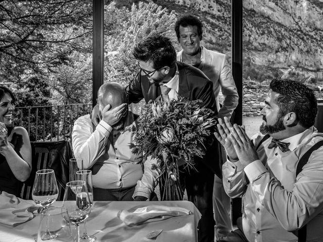 La boda de Alessandro y Alejandro en Ligüerre De Cinca, Huesca 60