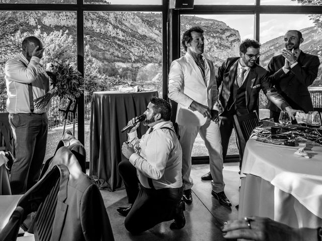 La boda de Alessandro y Alejandro en Ligüerre De Cinca, Huesca 61