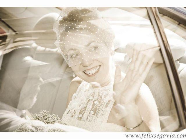 La boda de Baker y Elisa en Mora, Toledo 1