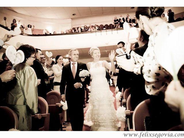 La boda de Baker y Elisa en Mora, Toledo 2