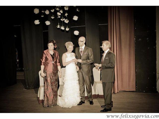 La boda de Baker y Elisa en Mora, Toledo 7