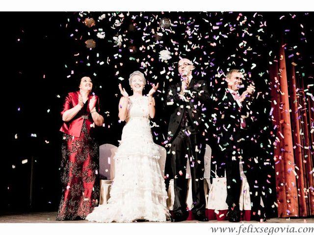 La boda de Baker y Elisa en Mora, Toledo 10