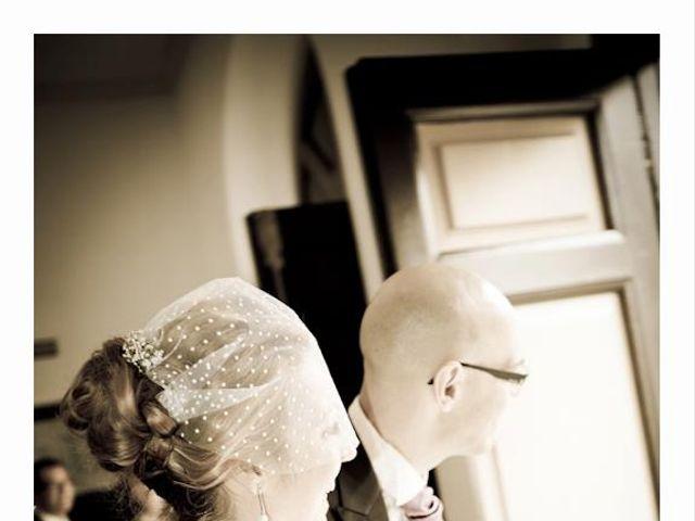 La boda de Baker y Elisa en Mora, Toledo 11