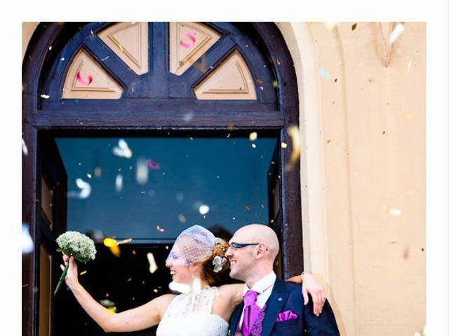 La boda de Baker y Elisa en Mora, Toledo 12
