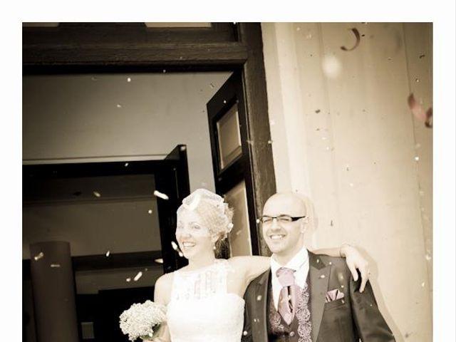 La boda de Baker y Elisa en Mora, Toledo 13