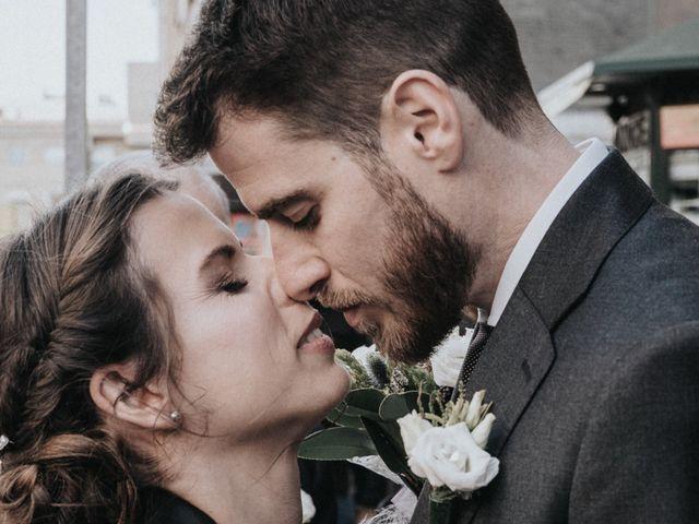 La boda de María y Alberto en Zaragoza, Zaragoza 11