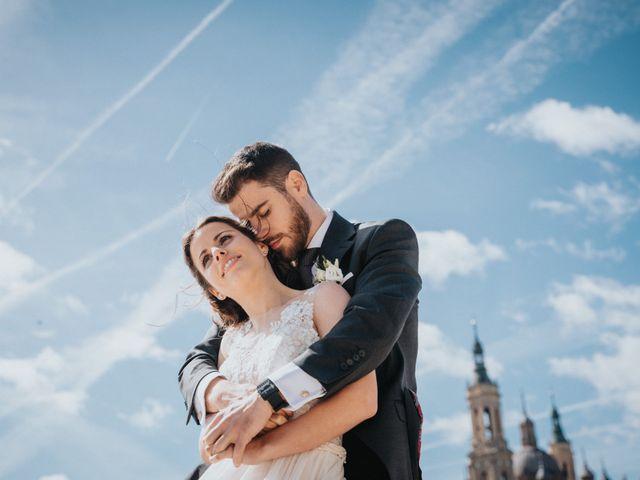 La boda de María y Alberto en Zaragoza, Zaragoza 20