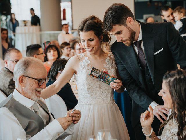 La boda de María y Alberto en Zaragoza, Zaragoza 36