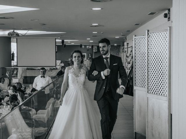 La boda de María y Alberto en Zaragoza, Zaragoza 54