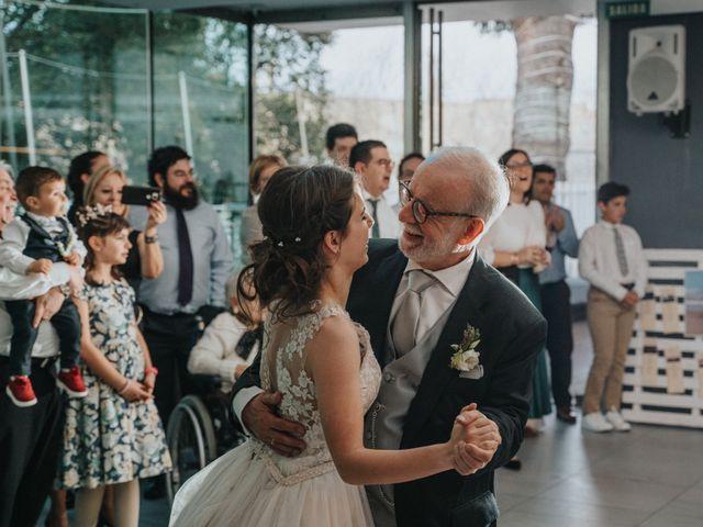 La boda de María y Alberto en Zaragoza, Zaragoza 56