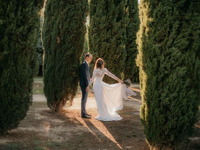 La boda de Federico y Alba