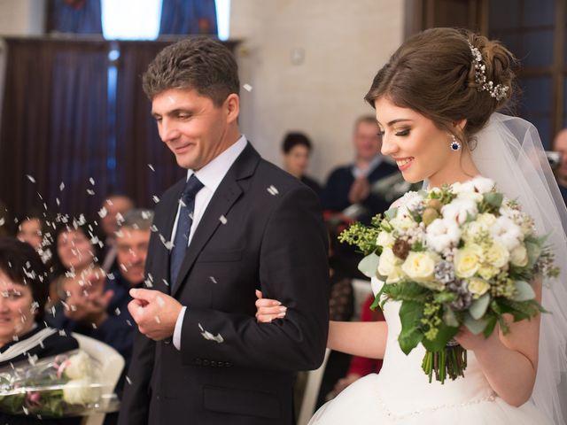 La boda de Sergey y Maria en Lorqui, Murcia 75