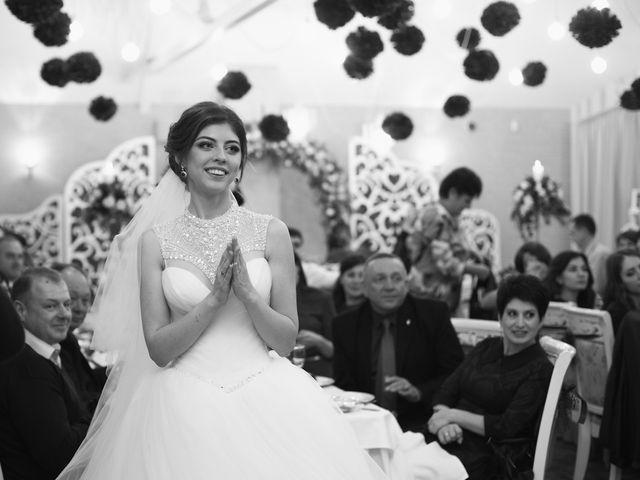 La boda de Sergey y Maria en Lorqui, Murcia 95
