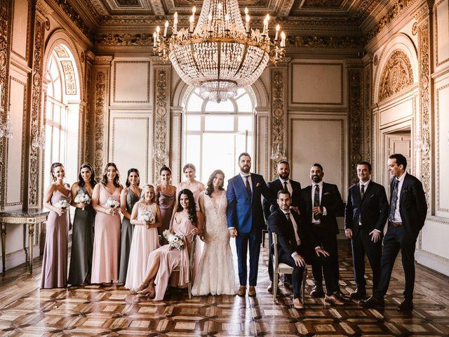 La boda de Danielle y Keith
