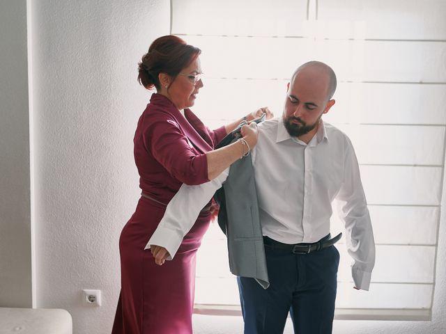 La boda de Aitor y Mª Jesus en La Manga Del Mar Menor, Murcia 6
