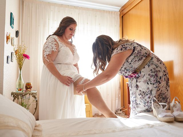 La boda de Aitor y Mª Jesus en La Manga Del Mar Menor, Murcia 13