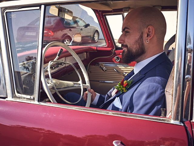 La boda de Aitor y Mª Jesus en La Manga Del Mar Menor, Murcia 19