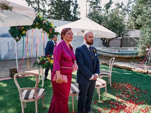 La boda de Aitor y Mª Jesus en La Manga Del Mar Menor, Murcia 24