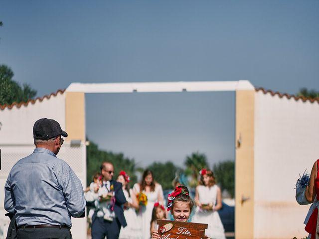 La boda de Aitor y Mª Jesus en La Manga Del Mar Menor, Murcia 26
