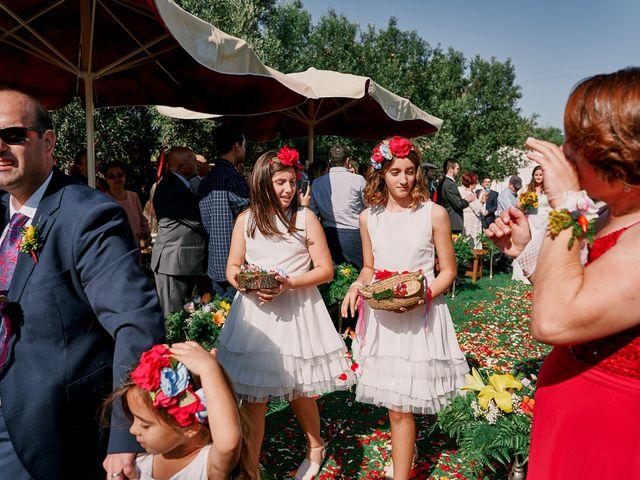 La boda de Aitor y Mª Jesus en La Manga Del Mar Menor, Murcia 28