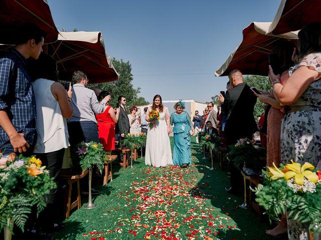 La boda de Aitor y Mª Jesus en La Manga Del Mar Menor, Murcia 29