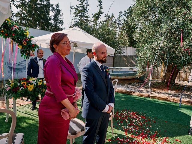 La boda de Aitor y Mª Jesus en La Manga Del Mar Menor, Murcia 30
