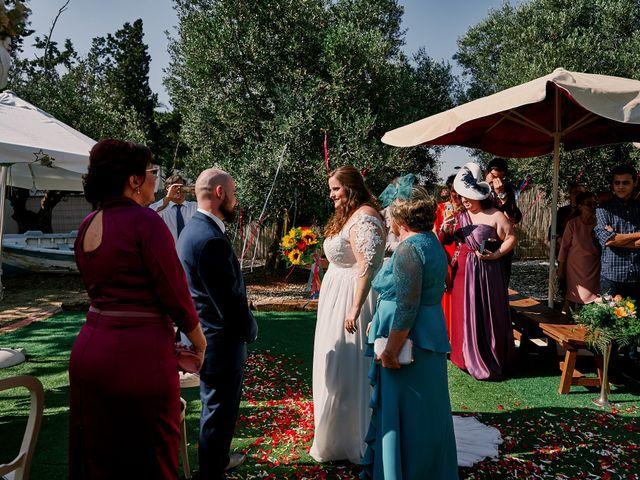 La boda de Aitor y Mª Jesus en La Manga Del Mar Menor, Murcia 31