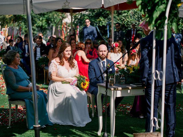 La boda de Aitor y Mª Jesus en La Manga Del Mar Menor, Murcia 32
