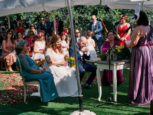 La boda de Aitor y Mª Jesus en La Manga Del Mar Menor, Murcia 35