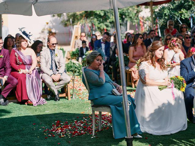 La boda de Aitor y Mª Jesus en La Manga Del Mar Menor, Murcia 36