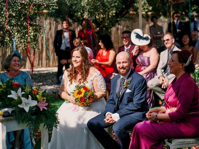 La boda de Aitor y Mª Jesus en La Manga Del Mar Menor, Murcia 38