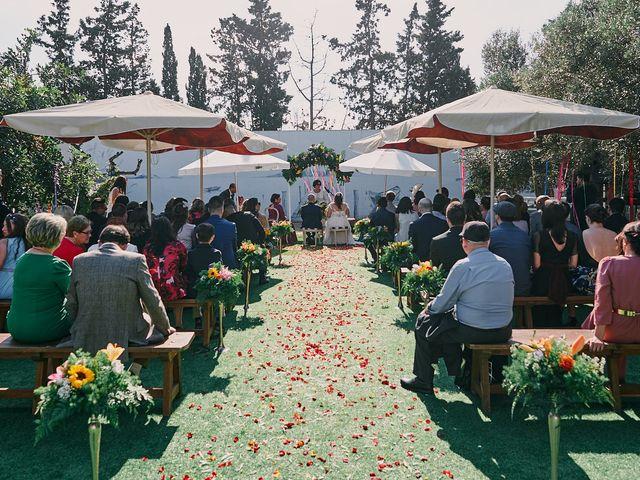 La boda de Aitor y Mª Jesus en La Manga Del Mar Menor, Murcia 39