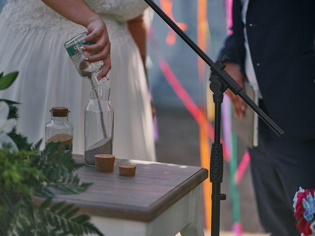 La boda de Aitor y Mª Jesus en La Manga Del Mar Menor, Murcia 41