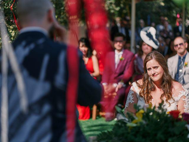 La boda de Aitor y Mª Jesus en La Manga Del Mar Menor, Murcia 43