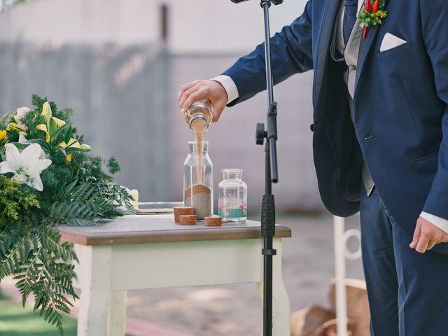 La boda de Aitor y Mª Jesus en La Manga Del Mar Menor, Murcia 45