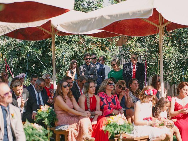 La boda de Aitor y Mª Jesus en La Manga Del Mar Menor, Murcia 46