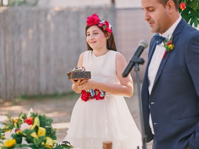 La boda de Aitor y Mª Jesus en La Manga Del Mar Menor, Murcia 47