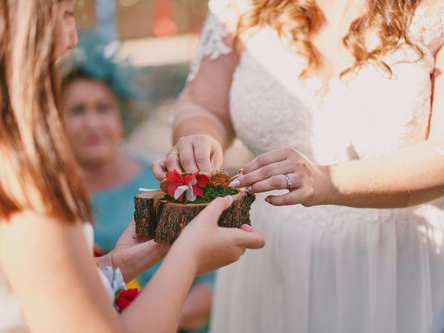 La boda de Aitor y Mª Jesus en La Manga Del Mar Menor, Murcia 49
