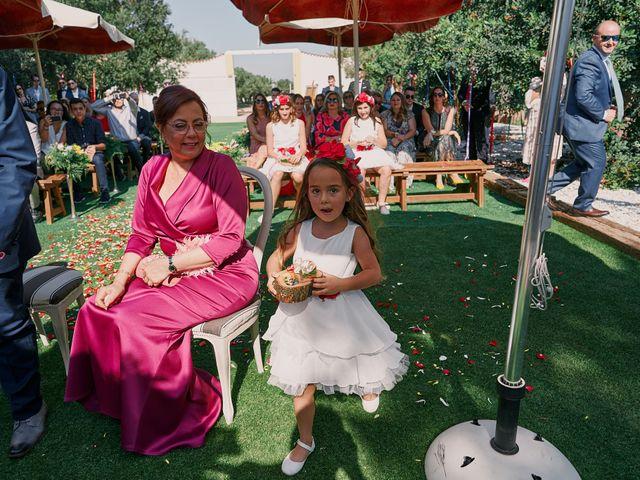 La boda de Aitor y Mª Jesus en La Manga Del Mar Menor, Murcia 50